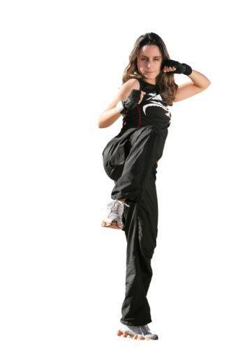 ¡El 'body combat' al combinar elementos clásicos de las artes marciales...