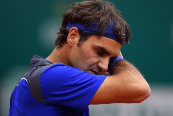 En el Masters de Miami, Federer se las vio negras con Rafael Nadal, teni...