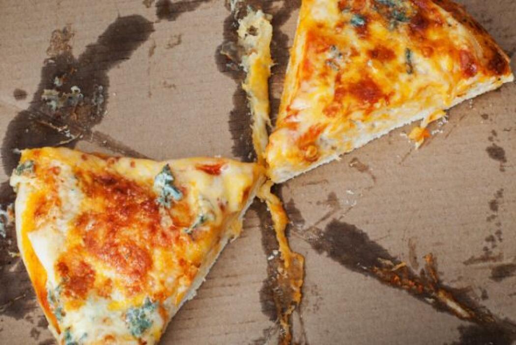 #8. Inseguridad Alguna vez viste los videos en donde empleados de comida...