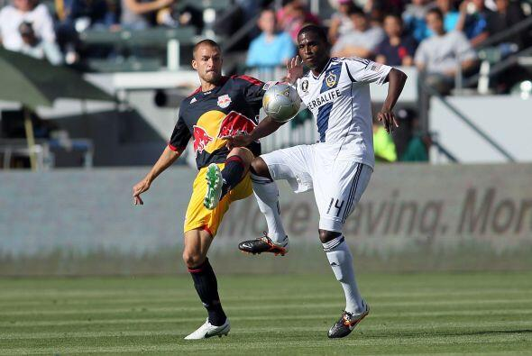 De esa forma se llevaron los tres puntos en un duelo de gigantes en la MLS.