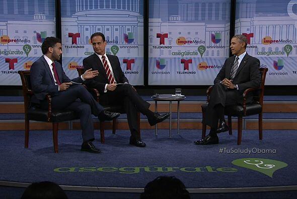 Referente al tema del costo el presidente Obama manifestó que muchos des...