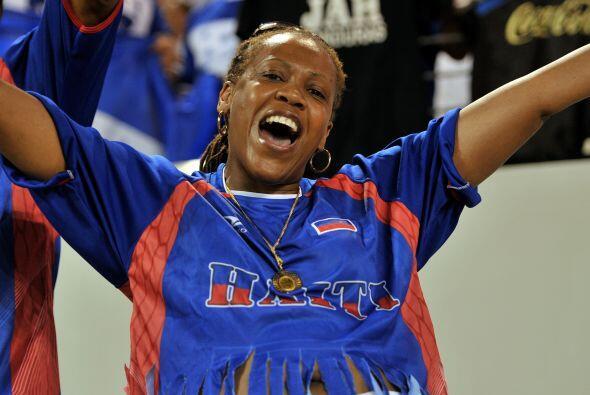 Haití se sobrepuso a sus problemas para llegar a la Copa Oro y ju...