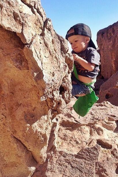 Escalar y llegar a la cima es un gran logro, nada fácil de realizar.