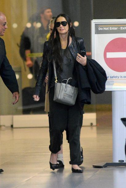 Definitavemente no han sido los mejores años para la guapa Demi.