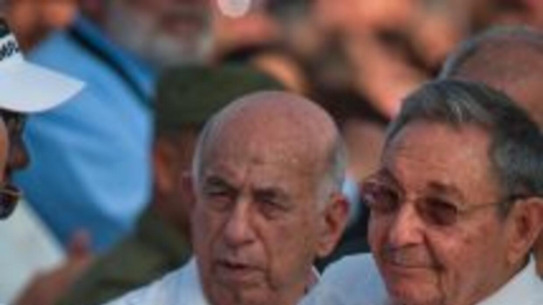 El presidente cubano, Raúl Castro recibirá en La Habana al papa Benedict...