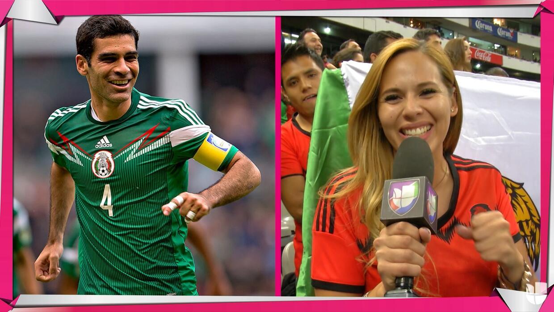 Desatadas: Las fanáticas de México y Honduras declararon su amor por sus...
