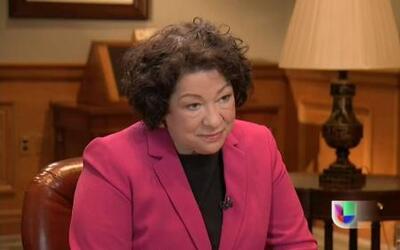 La jueza Sonia Sotomayor: del Bronx a la Corte Suprema de Justicia de EE...