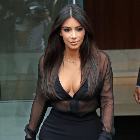 Sorpresivamente, Kim Kardashian no solo no logró romper la internet, sin...