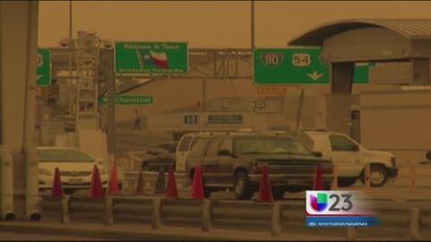 Crónicas de la frontera:  Peligroso lado mexicano