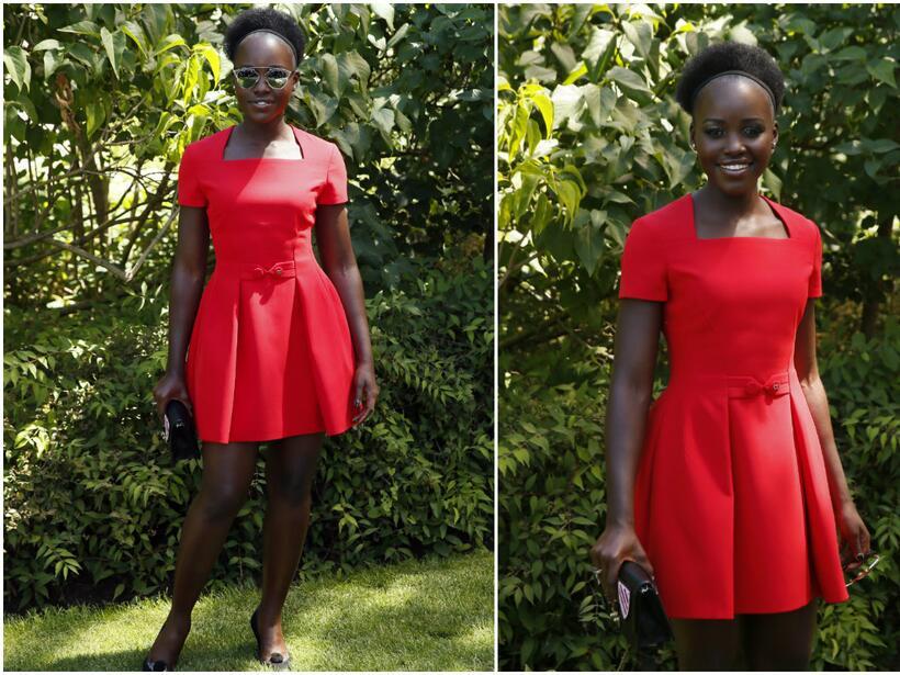 Lupita Nyongo Dior