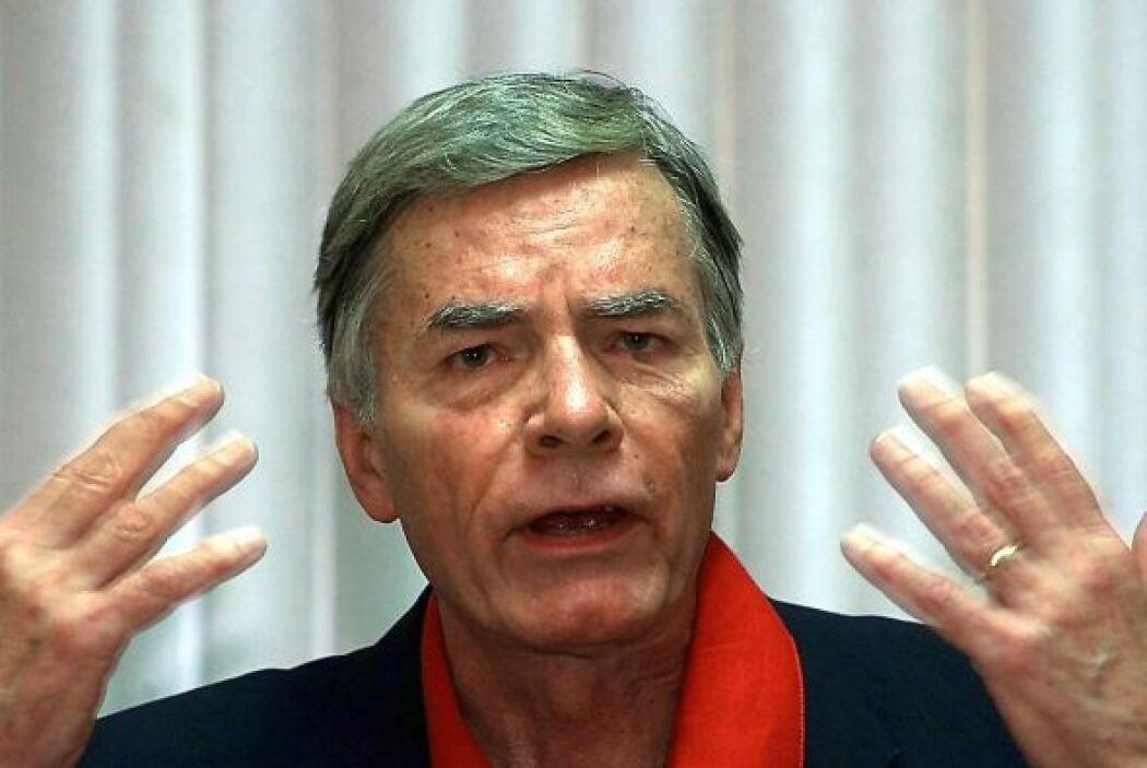Agee murió en 2008 en La Habana a los 72 años. Aunque nunca fue juzgado...
