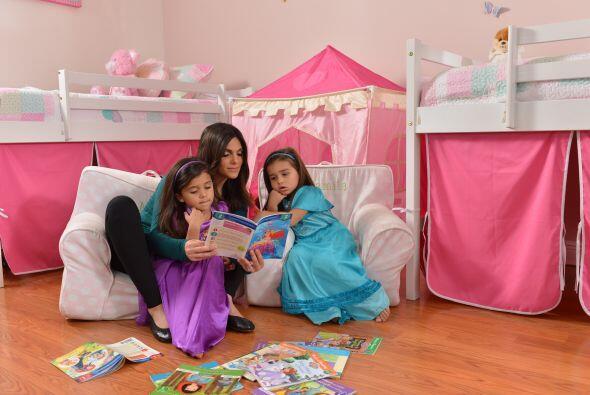 La periodista ya es madre de dos hermosas princesas.