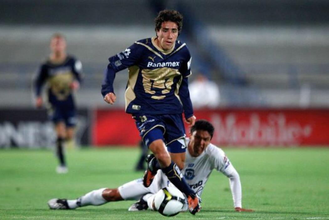Efraín Juárez no tuvo un buen final en su etapa con Pumas. El volante ex...