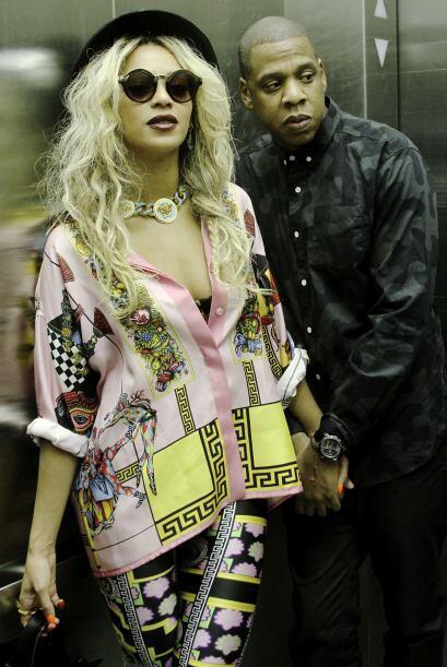 Beyoncé y Jay-Z organizaron una sensacional fiesta a su peque&nti...