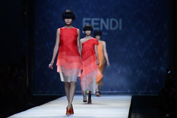 Fendi, una colección para mujeres decididas