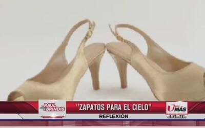 Reflexión: Zapatos para el cielo