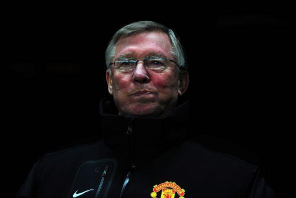 Sir Alex Ferguson deberá hacer cambios drásticos si quiere hacer que sus...