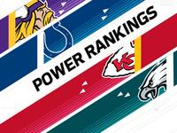 Giants y Raiders se meten al Top 5 del Power Ranking tras la Semana 11