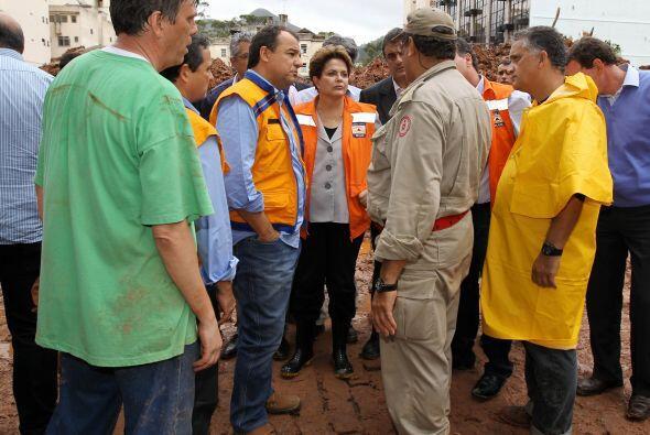 La presidenta Dilma Rousseff firmó ayer una medida provisional para dest...