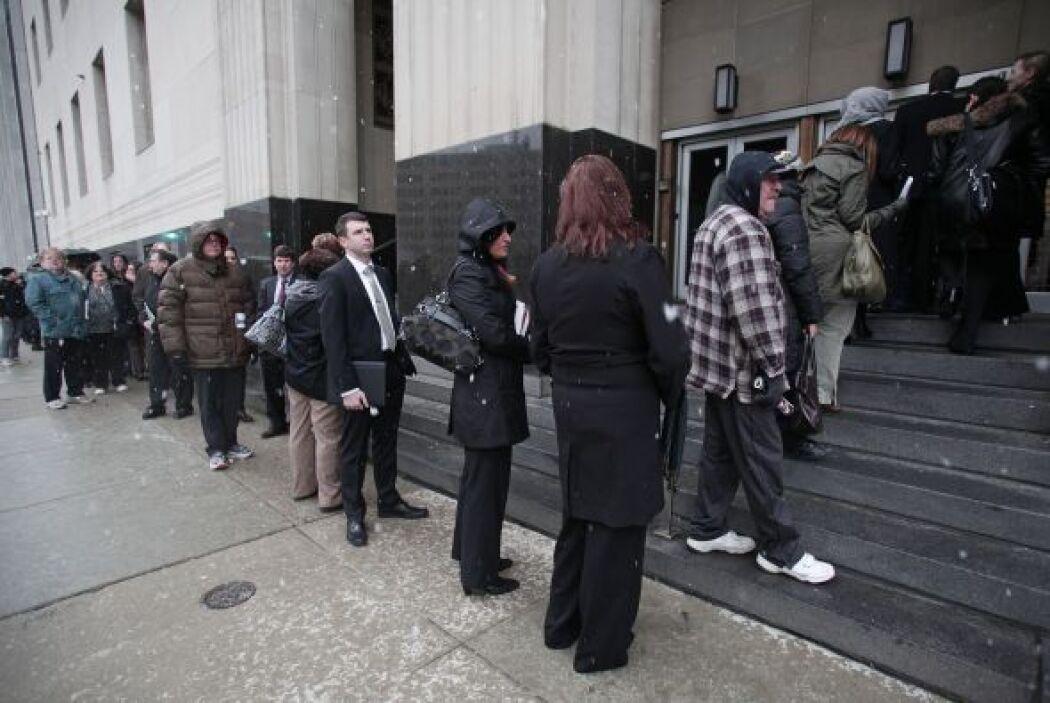Además de la caída de contribuyentes y de ingresos, el desempleo y la sa...