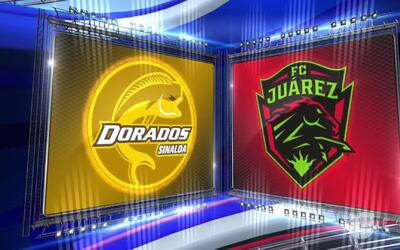 Juárez se puso 'bravo' en su visita a Sinaloa y derrotó a Dorados
