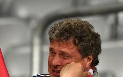 Atletico de Madrid vs Bayern Munich vuelta Champions