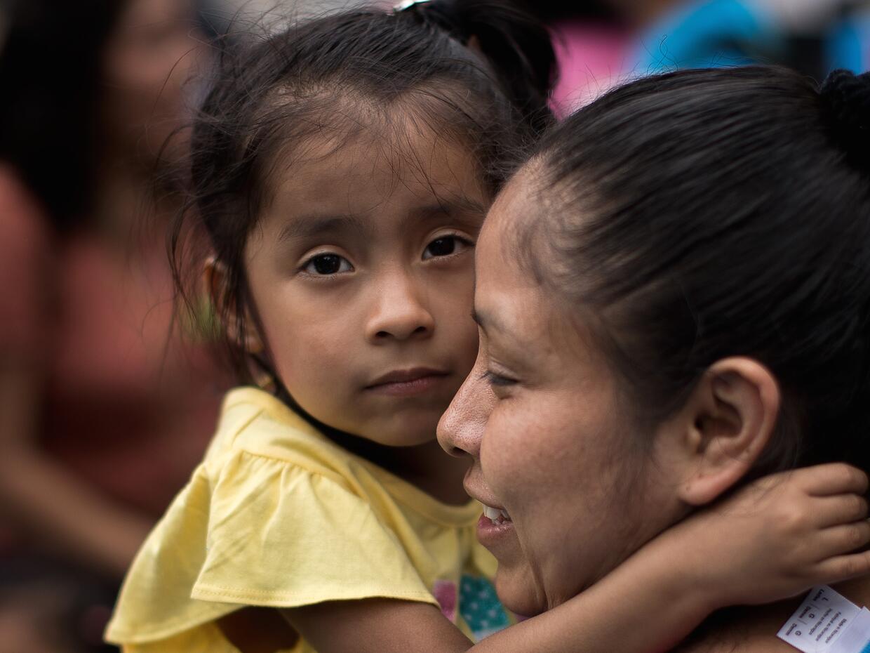 Hija de un inmigrante