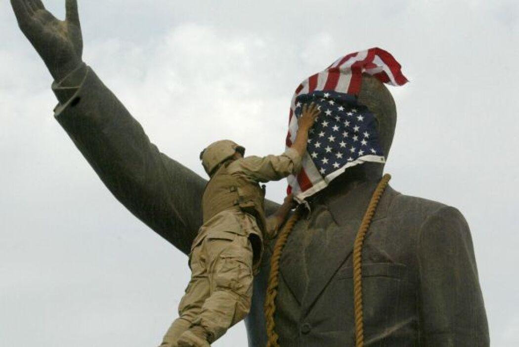 Al fervor inicial por la llegada de las fuerzas norteamericanas en Irak...