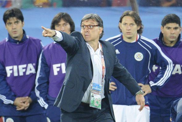 La Paraguay de Martino perdió el invictó ante Uruguay en la gran final d...