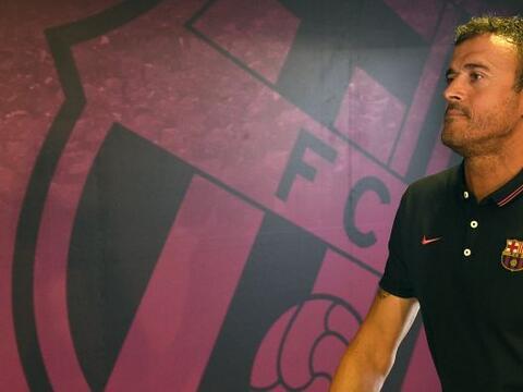 Luis Enrique tendrá  su primer partido en el Santiago Bernab&eacu...