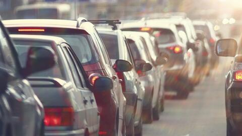 Una pesadilla que casi todos compartimos: el tráfico de todos los...