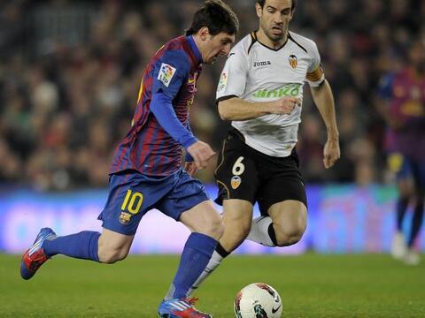 El cierre de la fecha 23 en la Liga española tuvo un partido de l...