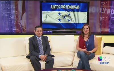 ¡Juntos por Honduras se celebra por primera vez en Los Ángeles!