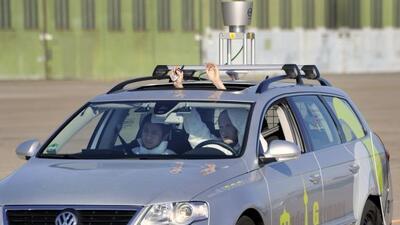 Los autos sin conductor podrían salvar muchas vidas, mejorar considerabl...