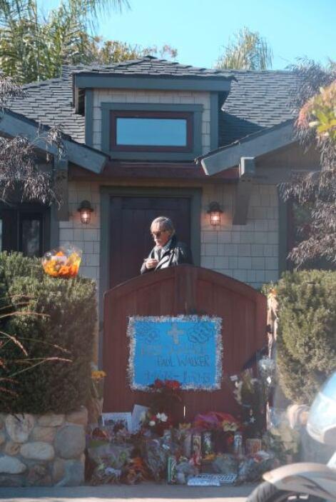 Su familia se reunió en la casa de Paul. Más videos de Chismes aquí.