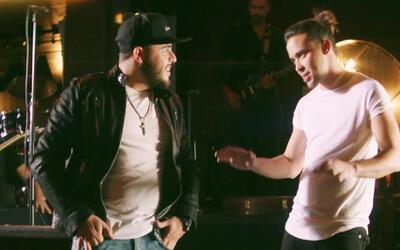 Exclusivo: Los bloopers del nuevo video musical de Prince Royce y Gerard...