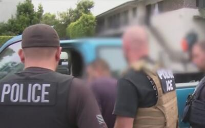 ICE detiene a 188 inmigrantes indocumentados en seis condados del sur de...