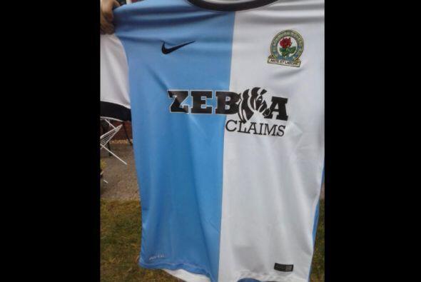 El Blackburn Rovers de Inglaterra volvió a ser el centro de atención y n...