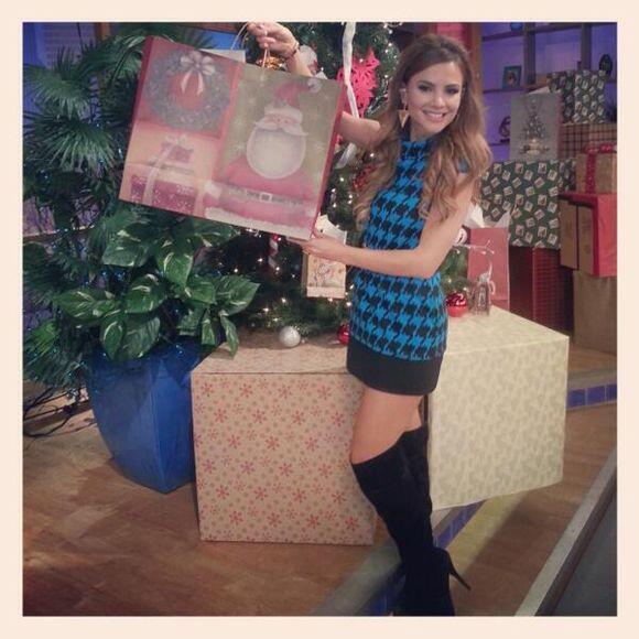 """""""Ya comenzó la Navidad en @DespiertaAmeric y estamos felices de comparti..."""