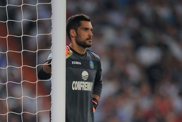 El Atlético de Madrid decidió tener una segunda opción en el arco con Mi...