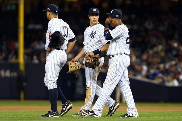 Gran preocupeción en los Yankees, les toca jugar tres partidos en...
