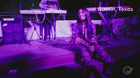 """BIA on 'Safari' with J Balvin and Pharrell """"it was my first song all in..."""