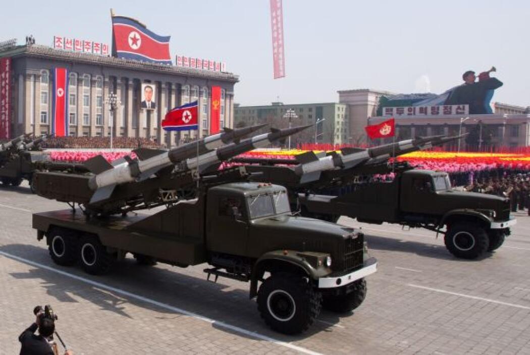 """""""Si Corea del Norte ataca Corea del Sur con armas nucleares, el régimen..."""