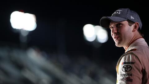 Daniel Suárez, NASCAR