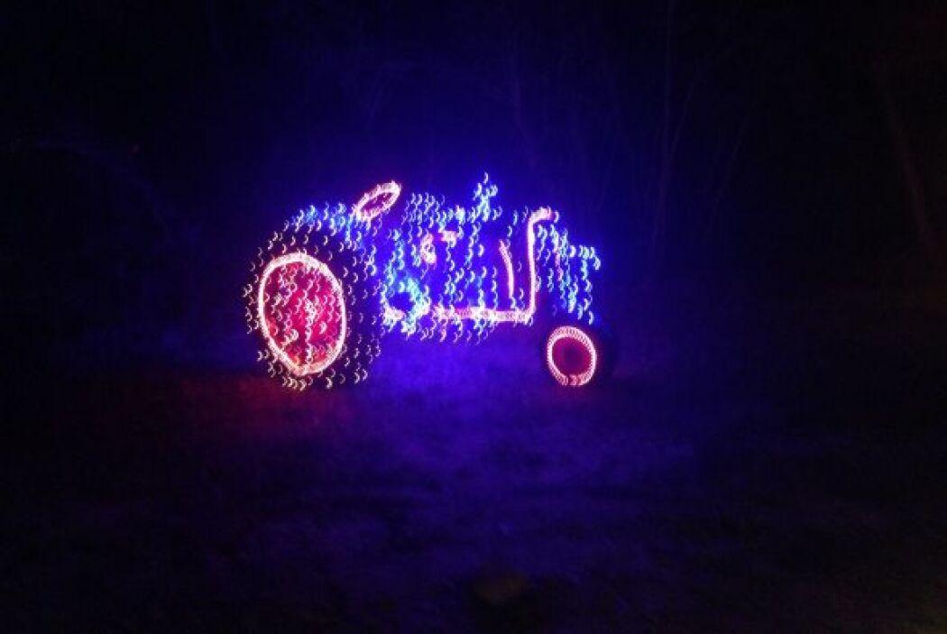¿Qué tal este tractor?