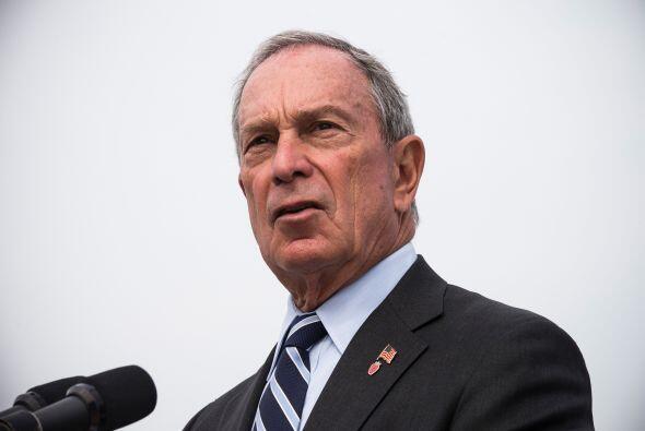 Michael Bloomberg, Alcande de Nueva York  Fortuna para septiembre de 201...
