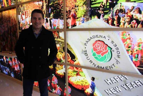 La Mansión de las Rosas, ha sido la sede del Desfile de las Rosas por 12...