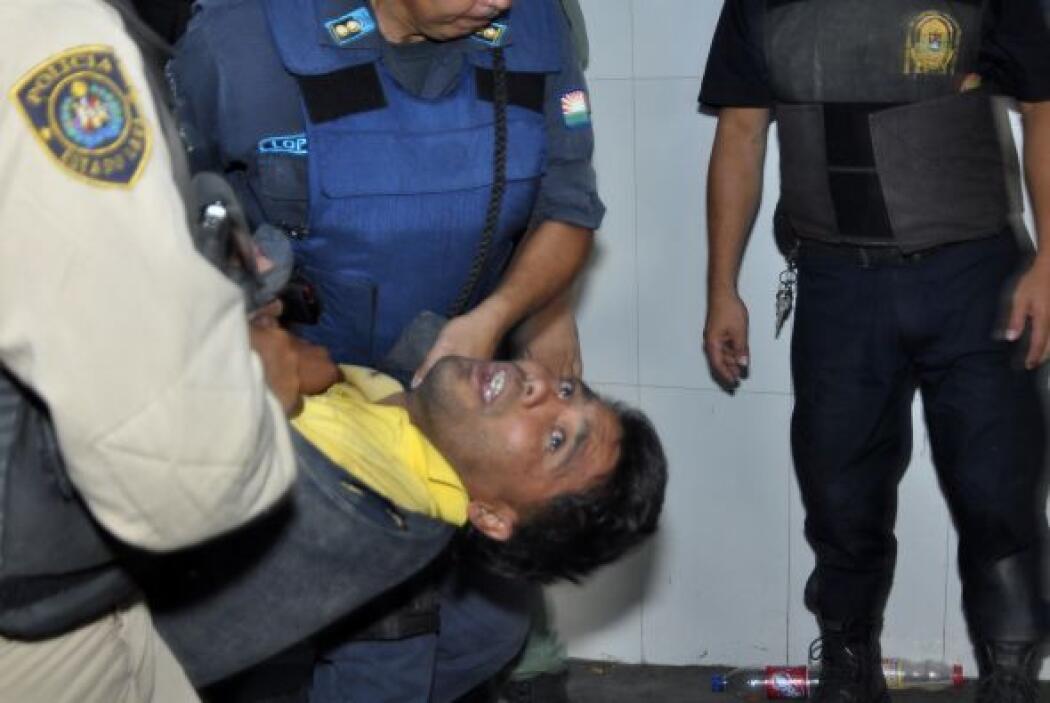 El OVP señaló que la requisa realizada en Uribana, en el estado Lara (oe...