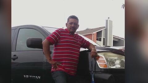 Familiar del inmigrante que fue detenido por ICE en Austin da su testimo...