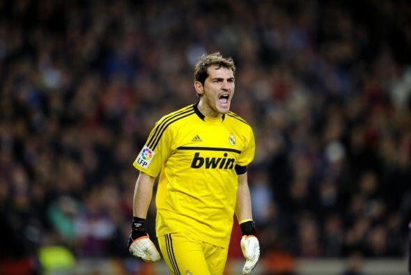 Iker Casillas: El capitán del Real Madrid y de la selección española no...